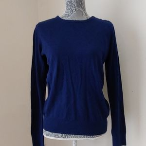 3/$25 AnnTaylor Factory button shoulder sweater L